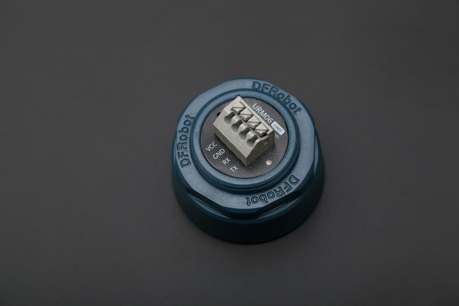 URM06 - UART Ultrasonic Sensor