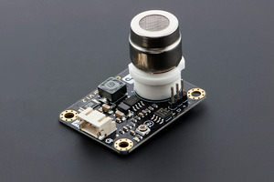 Gravity: Analog CO2 Gas Sensor For Arduino (MG-811 Sensor)