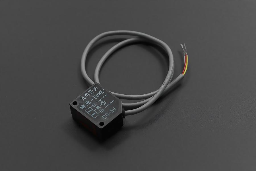 Gravity: Analog Adjustable Infrared Sensor Switch (50cm)