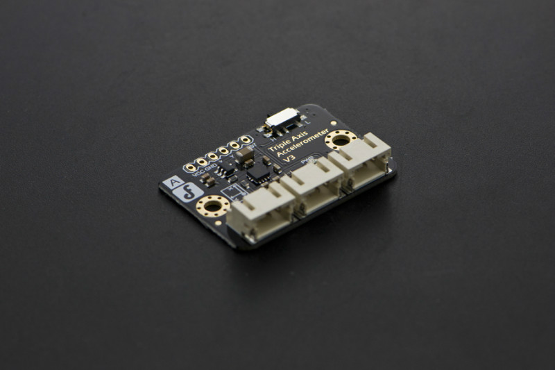 Gravity: Triple Axis Accelerometer FXLN8361