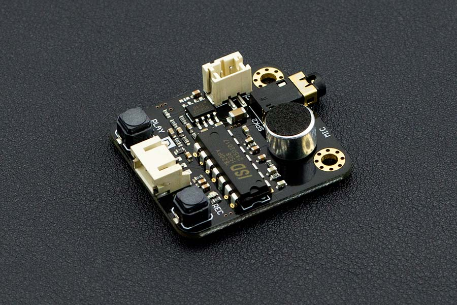 Gravity: Voice Recorder Module