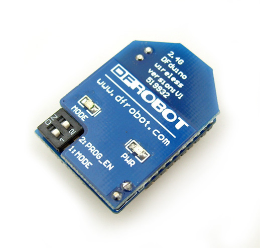 Wireless Programming Module for Arduino (Discontinued)
