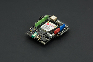 SIM 908 GPS/GPRS/GSM Shield For Arduino