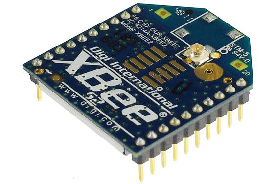 XBee 2mW U.FL Connection - Series 2 (ZigBee Mesh)(Discontinued)