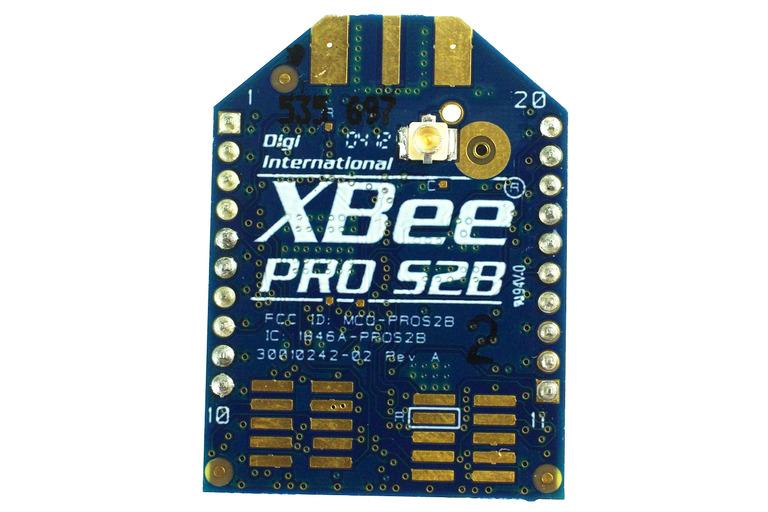 XBee Pro 50mW U FL Connection - Series 2 (ZigBee Mesh)