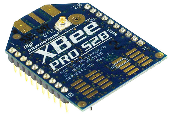 XBee Pro 50mW U.FL Connection - Series 2 (ZigBee Mesh)(Discontinued)