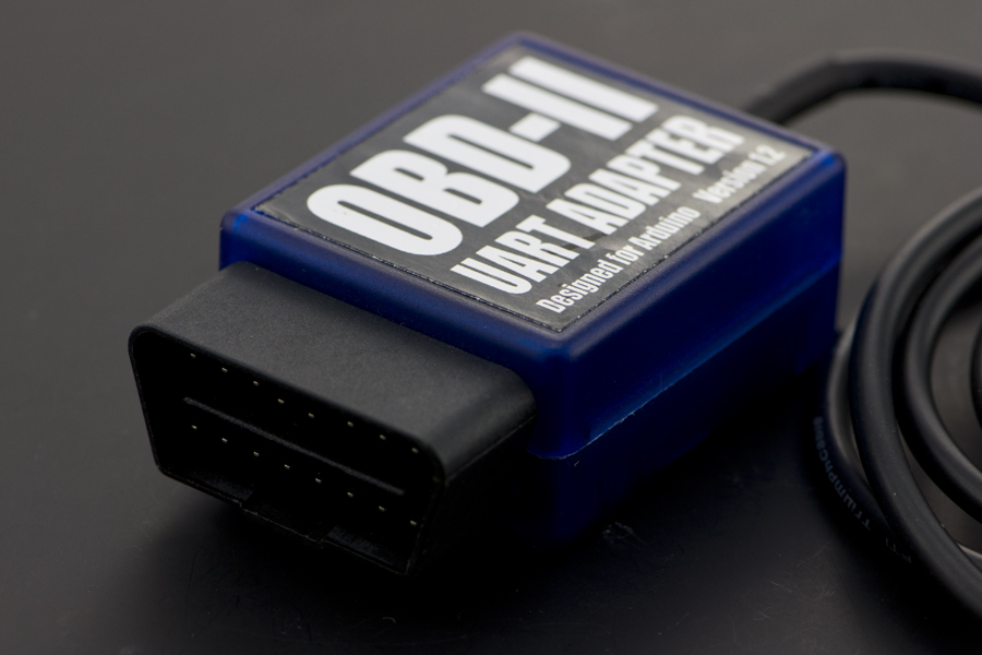 OBDII UART Adapter(Discontinued)