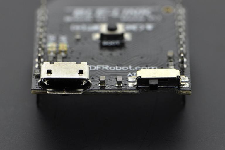 Bluno Bee - Turn Arduino to Bluetooth 4 0 (BLE) Board - DFRobot