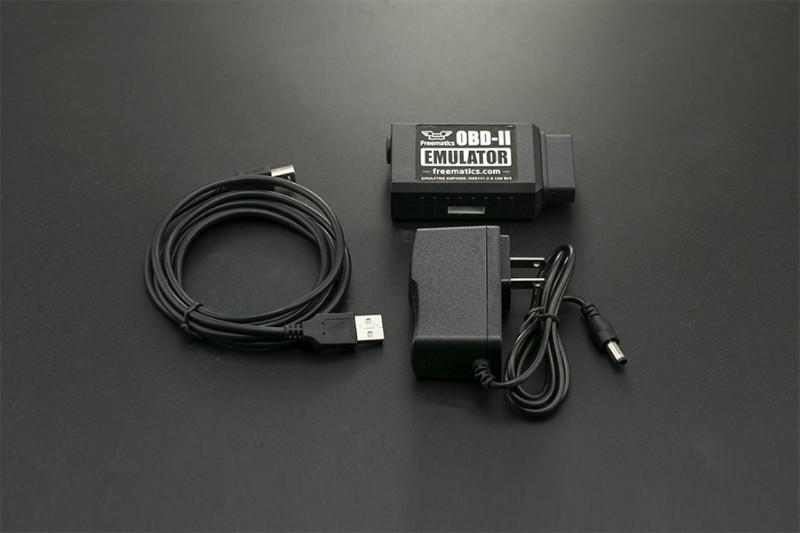 Freematics OBD-II Emulator - with J1850 PWM(Discontinued)