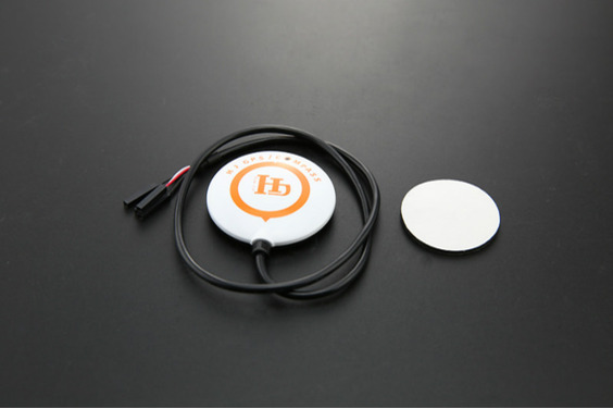 GPS Receiver for Arduino (Model B)(Discontinued)