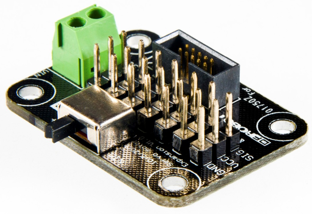 Servo Motor Expansion Module(Gadgeteer Compatible)(Discontinued)