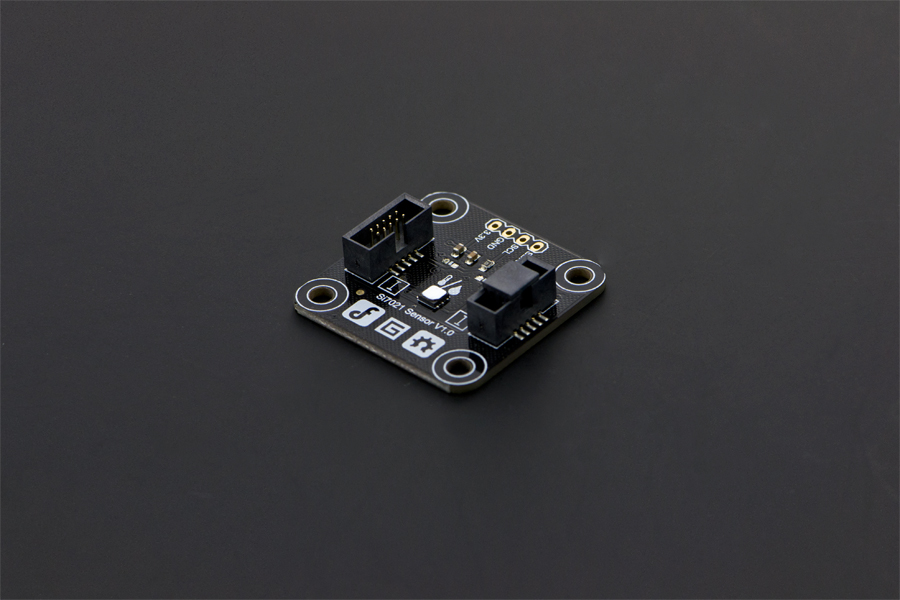 Temperature & Humidity Sensor (Si7021) For Arduino(Discontinued)