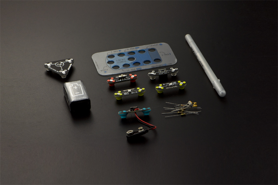 Circuit Scribe Basic Kit (with book)(Discontinued)