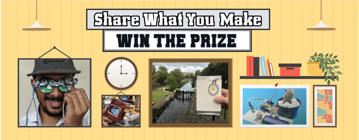 Create From Home - Share what you MAKE