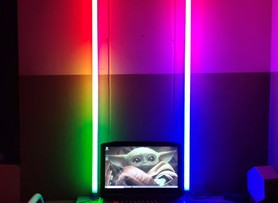 DIY RGB Tube Lights