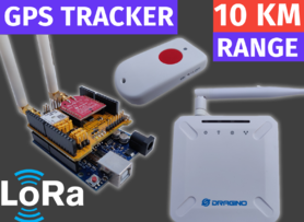 LoRaWAN Tutorial| GPS Tracker With Dragino Gateway