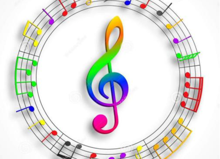 Project 1: Numbered Musical Notation of Color