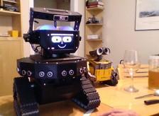 Scout Robot - 3D Vision, SLAM, NLP, Neural Nets