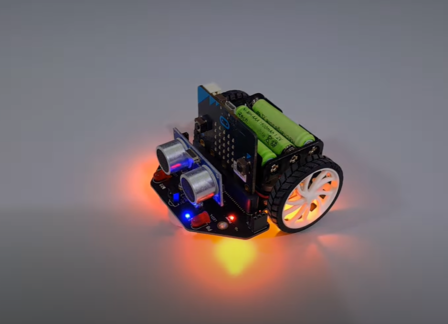 Educational robot platform | Maqueen micro bit