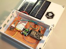 Solar Weather Station Using Esp32   ¡¡DFROBOT¡¡