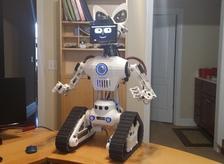 AVA - Advanced Verbal Assistant Robot