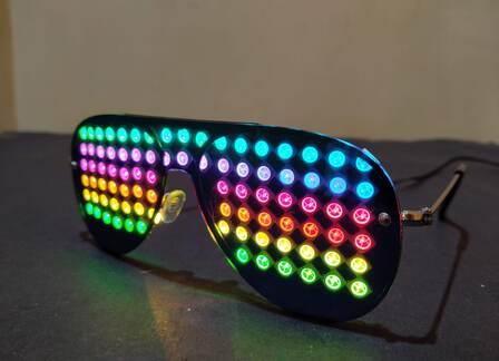 DIY RGB Goggles