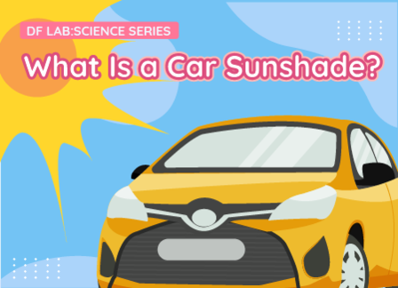 Does the Car Sun Shield Really Work? | DFRobot Science Lab Season 2 EP04