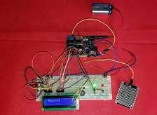 Portable Rain Sensor