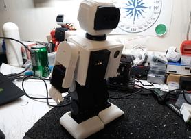 Andrew Biped Desktop Robot