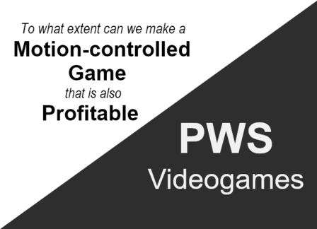 To what extent can we make a motion-controlled game that is also profitable?