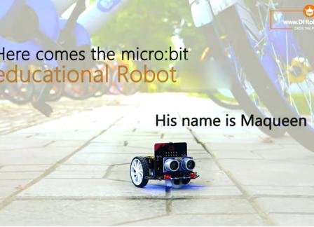 Introducing Micro:Maqueen micro:bit Robot Platform