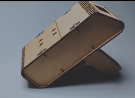 DIY Temperature Gun Using Arduino and MLX90614 Module
