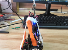 Use 2.4G Wireless Video Transmission Module to Make a Smart Photography Car