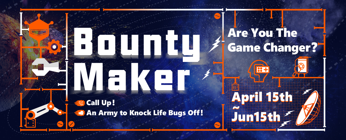 Bounty Makers CALL UP!