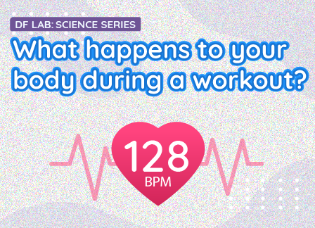 What happens to your body during a workout?  | DFRobot Science Lab EP12