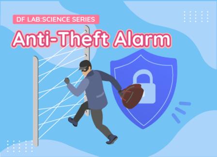 Burglar Alarm | DFRobot Science Lab Season 2 EP12