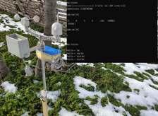 IoT Weather Station Predicting Rainfall Intensity w/ TensorFlow