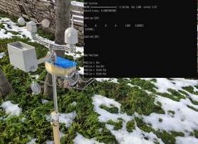 IoT Weather Station Predicting Rainfall Intensity w/ TensorFlow