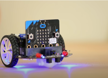Best DIY Robot kit for beginners - Micro:Bit