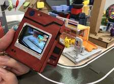 Make a Pokédex in real