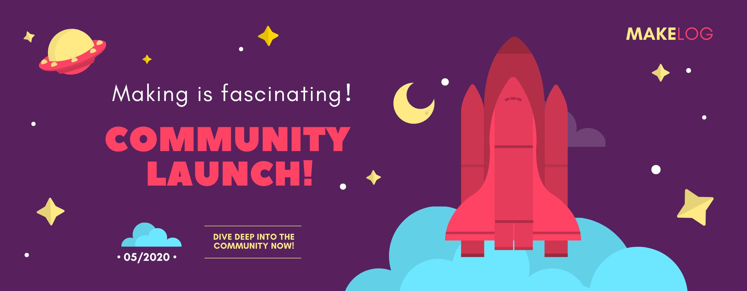 DFRobot Maker Community Launch!