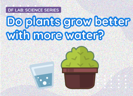 Do plants grow better with more water? | DFRobot Science Lab EP08