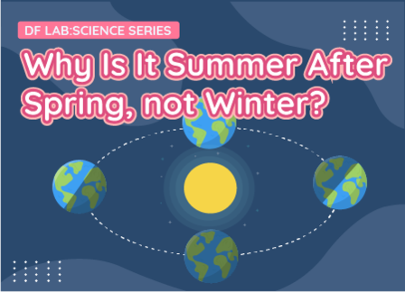 Why Is It Summer After Spring, not Winter? | DFRobot Science Lab Season 2 EP05