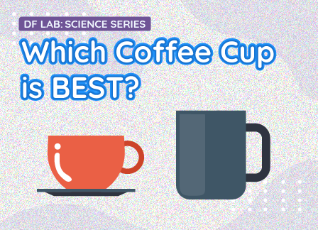 Which Coffee Cup is BEST?丨DFRobot Science Lab EP02