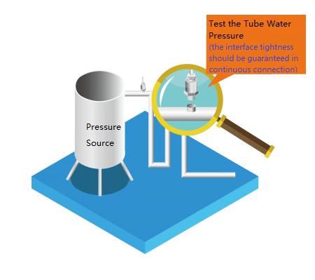SEN0257 Tube Water Pressure Detection