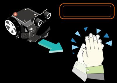 Sound Control Robot