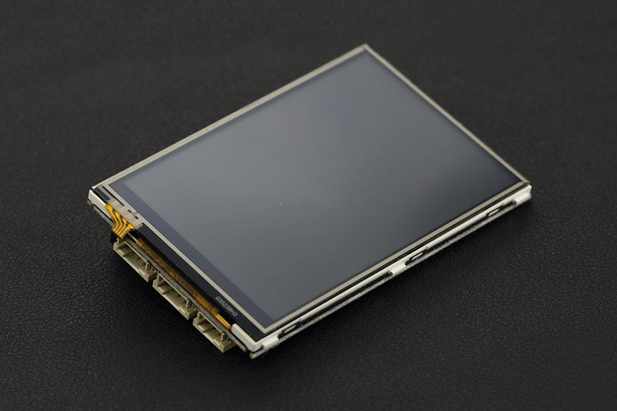 TFT Touchscreen for Raspberry Pi