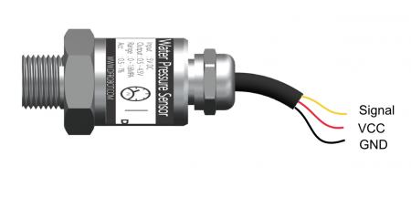 SEN0257 PinOut-Water Preessure Sensor