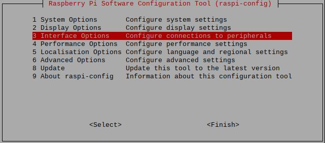 Enable Raspberry Pi I2C