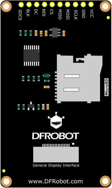 DFR0664 Board Overview